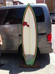Tabla de surf Eukaliptus 6,0